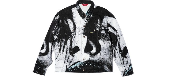Supreme My Bloody Valentine Trucker Jacket