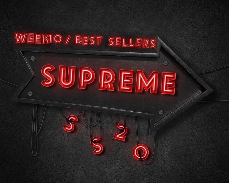 Supreme Prices week 10