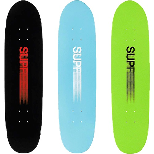 Supreme prices skateboard