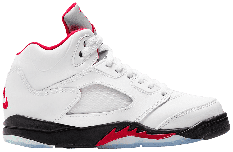 AJ5 Fire Red The last dance