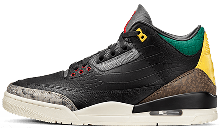 Air jordan 3 animal instinct 2.0 the last dance