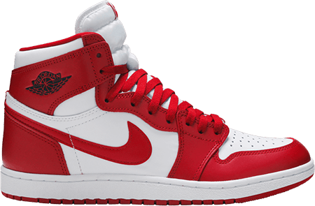 Jordan 1 New Beginnings Red Jordans