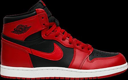 Jordan 1 Varsity Red 85