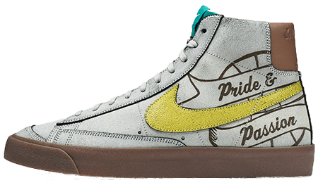 Nike blazer 77 ben simmons side