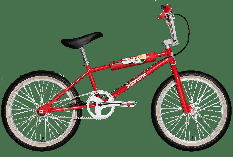 Supreme bike s&m