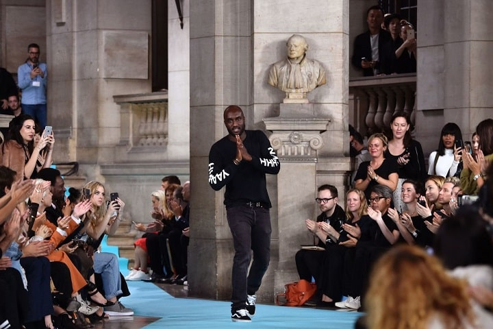 Virgil abloh designs louis vuitton