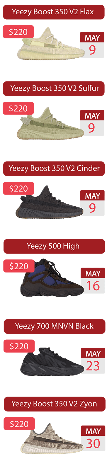 Yeezy sneakers - New yeezy