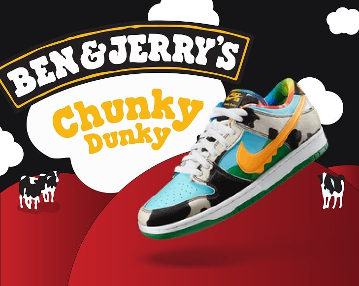 chunky dunky poster