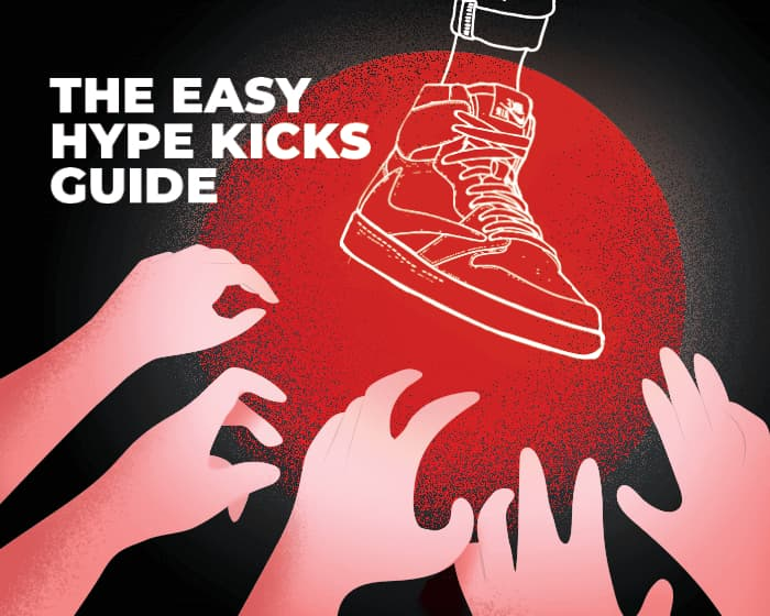 hyped sneakers guide for hype sneakers