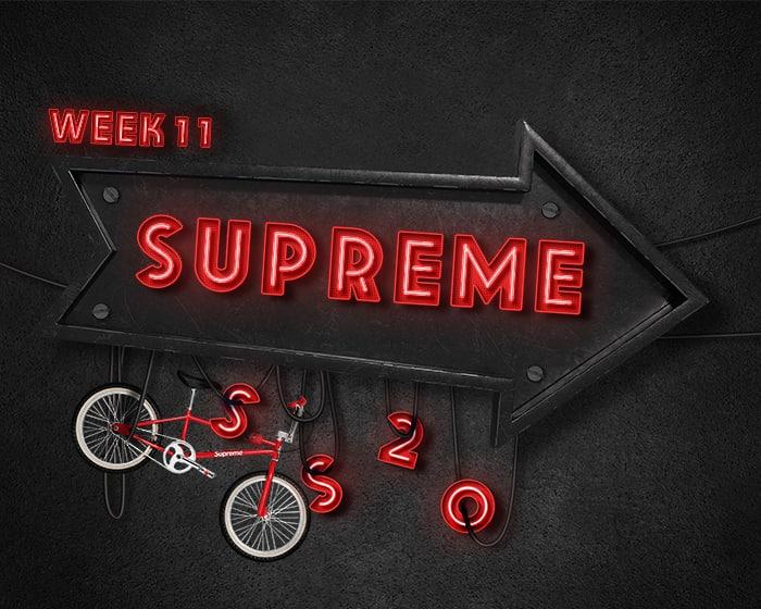 supreme bike week 11