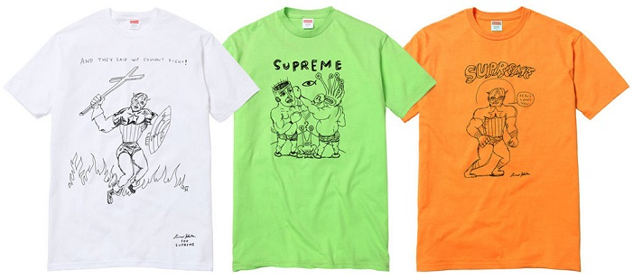 supreme daniel johnston 2012