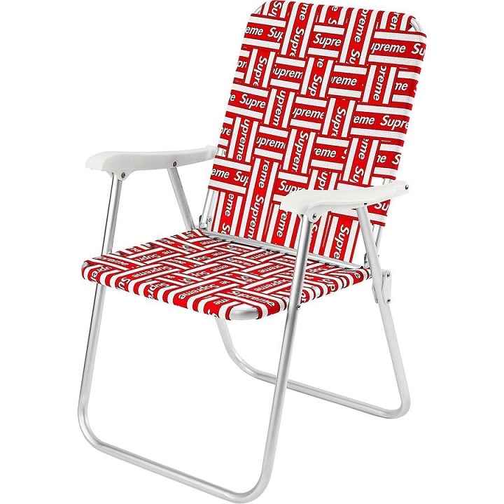 supreme lawn chair