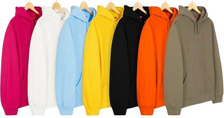 supreme mini bogo hoodie