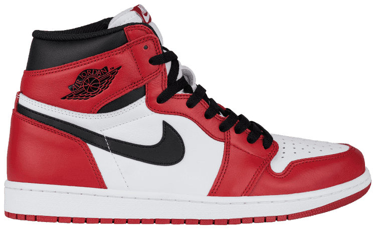 the last dance air jordan 1 chicago