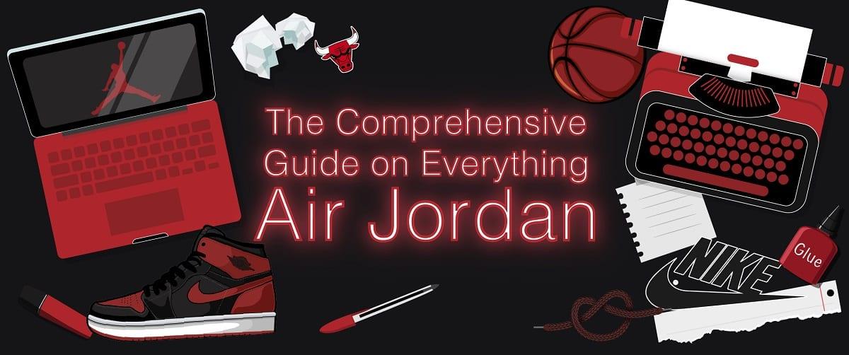 Air Jordan Cover