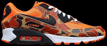 Air Max 90 Camo Orange