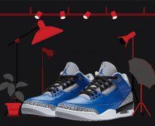 jordan 3 royal blue