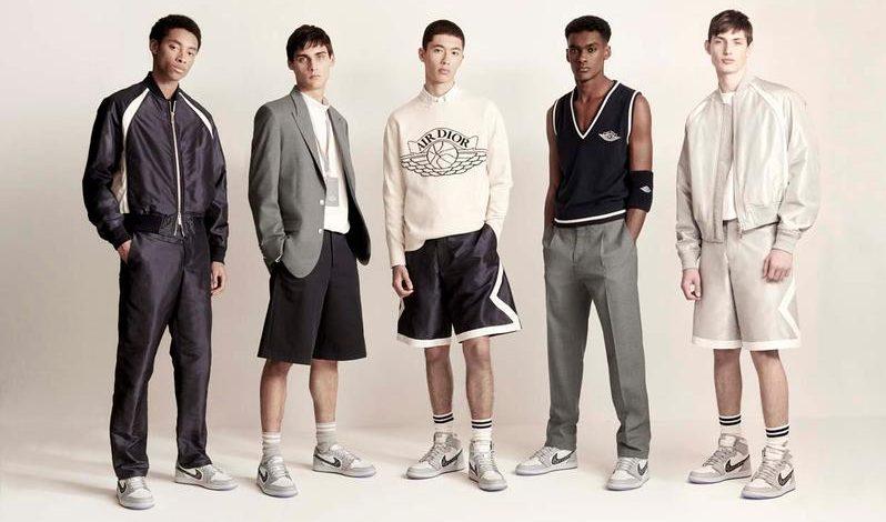 Air Dior apparel