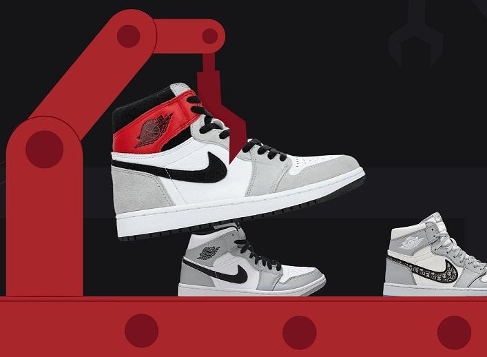 Air Jordan 1 Grey 2020