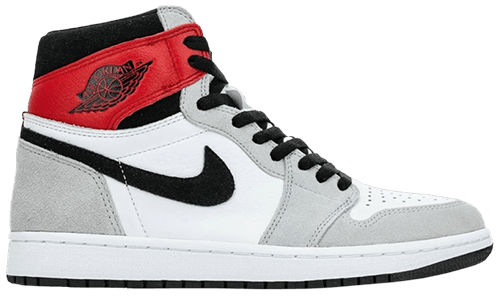 Air Jordan 1 Grey Smoke High