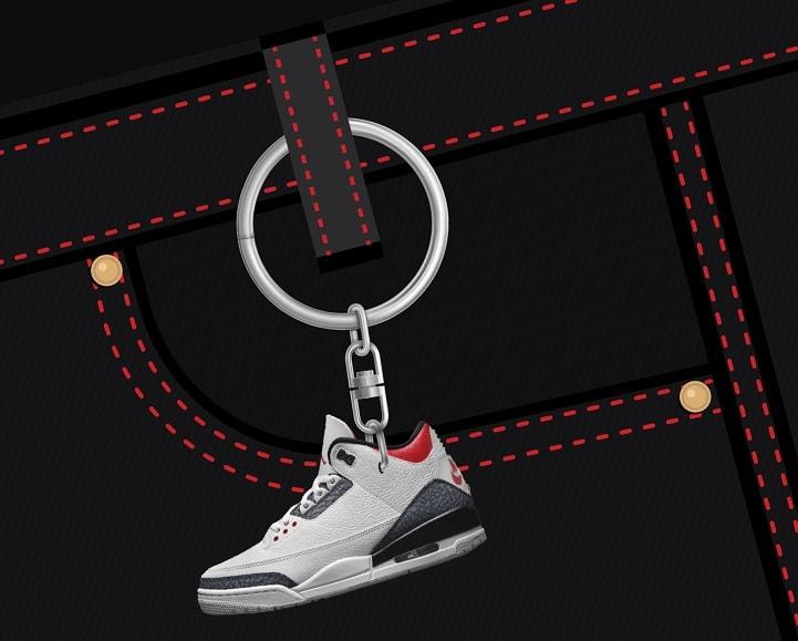 Jordan 3 Denim