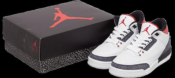 Jordan 3 Denim Box