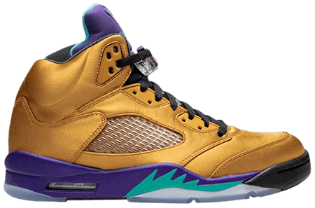 Jordan 5 Bel Air Fresh Prince F&F