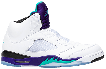 Jordan 5 Bel Air Fresh Prince