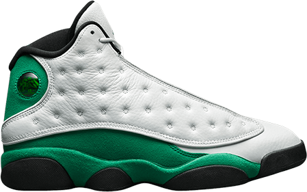 Jordan Lineup - Jordan 13 lucky green