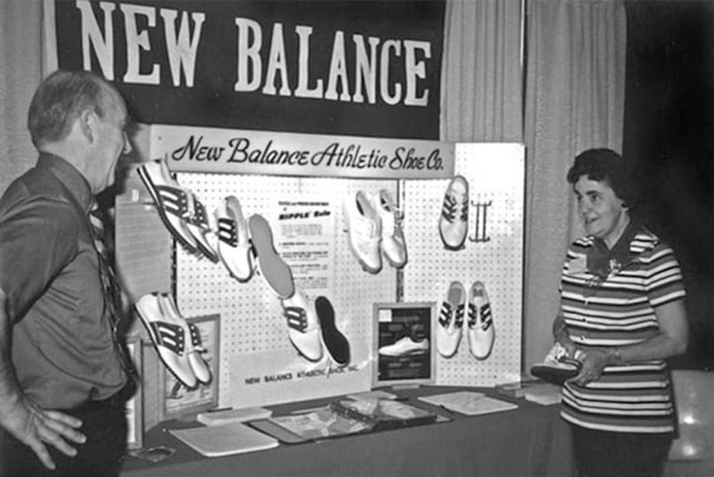 New Balance Founder
