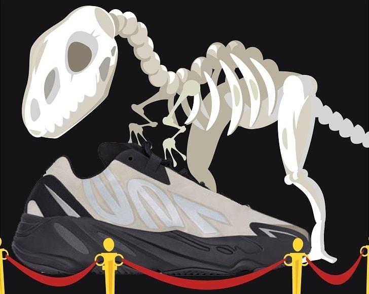 Yeezy MNVN Bone Colorway