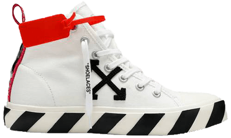 off white sneakers canva mid white