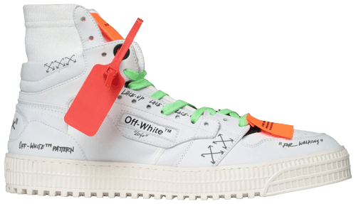 off white sneakers off court 3.0 distressed