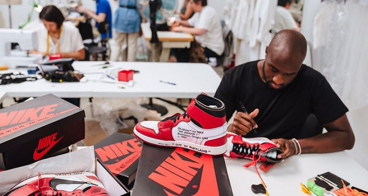 virgil off white sneakers