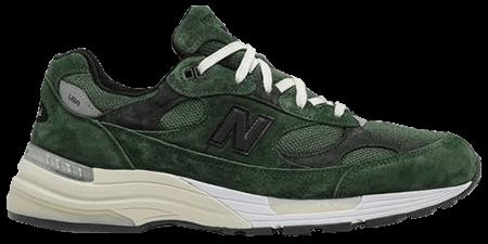 JJJJound New Balance 992 Green