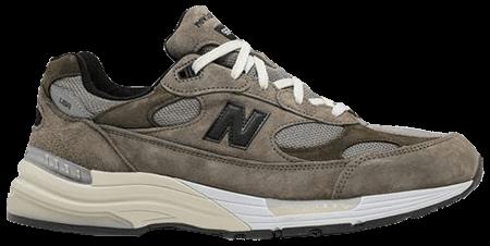 JJJJound New Balance 992 Grey