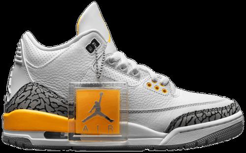 Jordan 3 Orange - Jordan 3 Laser Orange