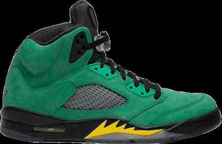 Jordan 5 Oregon Ducks