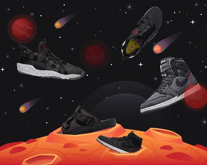 Jordan Crater Pack - Jordan 1 Zoom