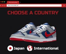 Nike dunk Samba International