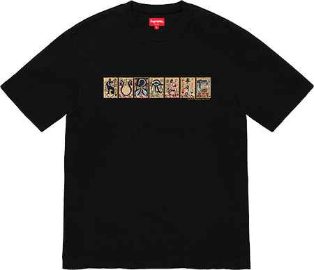 Supreme Preview - ancient tee