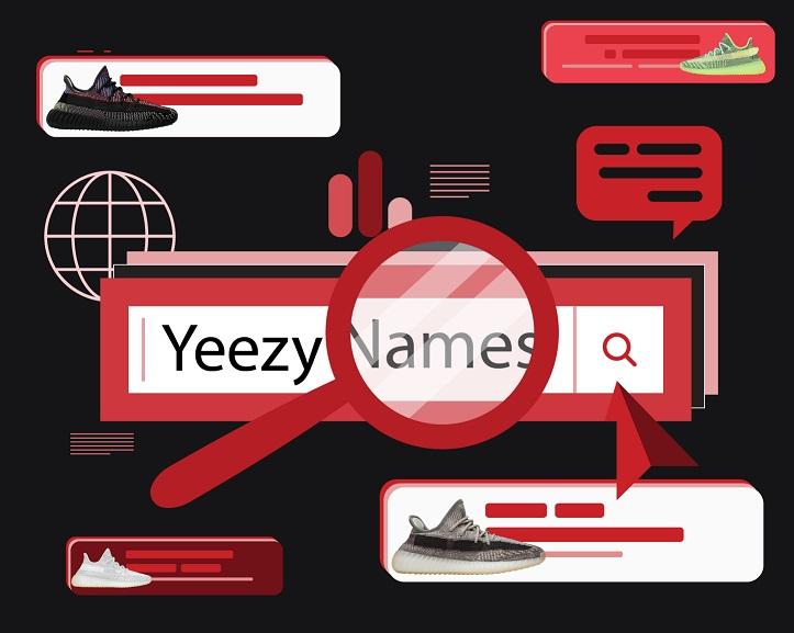 Yeezy Names