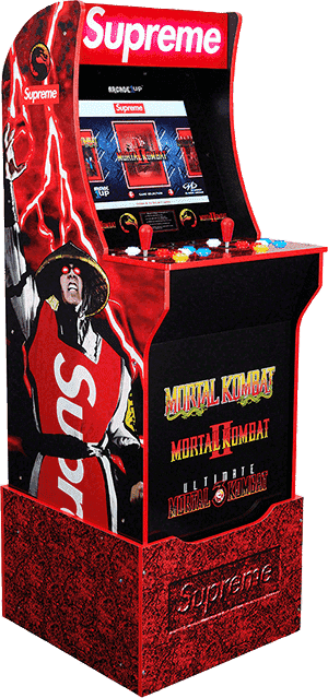 arcade - supreme preview