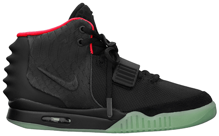 yeezy names black solar red