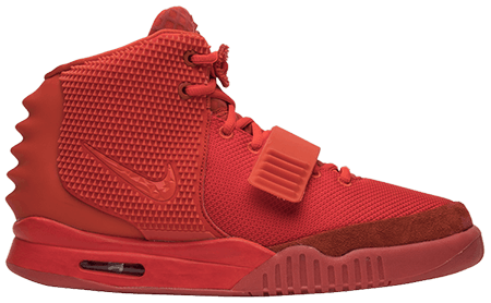 yeezy names red october