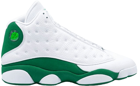 Air Jordan 13 lucky green Ray allen PE