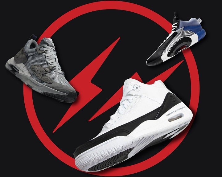 Fragment Jordan Collection