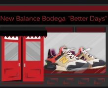 New Balance Bodega 2020