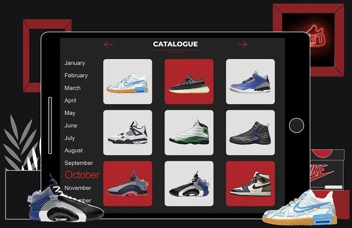 October Jordans 2020
