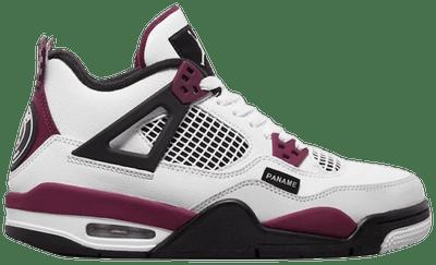 October Jordans - PSG x Air Jordan 4 Retro
